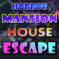 Horror Mansion House Escape